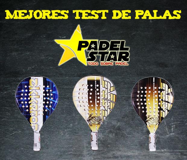Los mejores tests de palas, en PadelStar