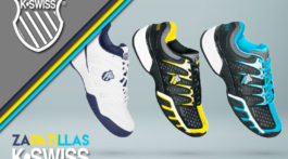 Zapatillas K-Swiss Padel