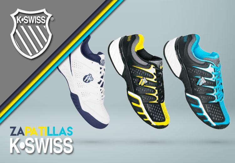 Zapatillas K-Swiss Padel