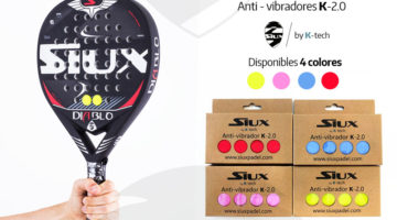 Antivibradores Siux VibraStop.