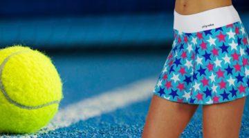 Ropa deportiva a40 grados, la marca de pádel para mujer
