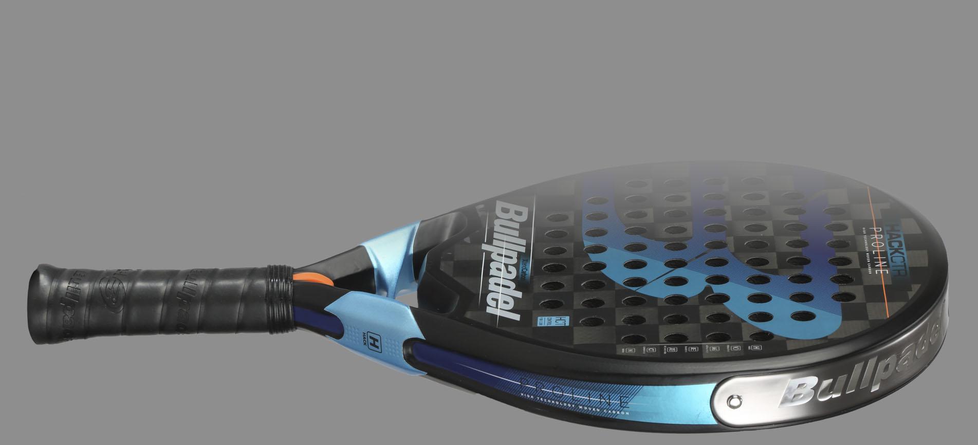 belleza artesanía exquisita zapatos de temperamento Bullpadel Hack Control 2019 - La pala con más control en el ...