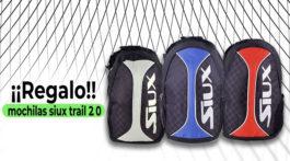 Mochila Siux Trail 2.0