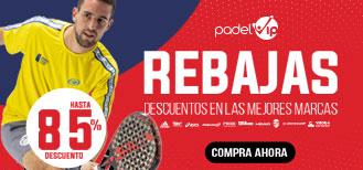 REBAJAS PADEL