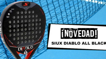 Siux Diablo All Black