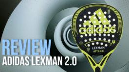 Palas Adidas Lexman 2.0