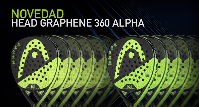 Head Graphene 360 Alpha