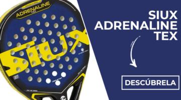 Siux Adrenaline Tex
